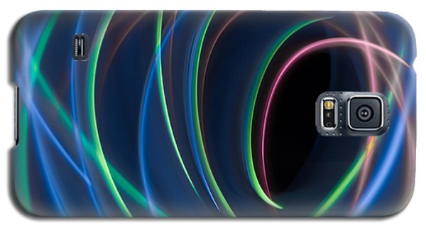 Abstract 40 Galaxy S5 Case