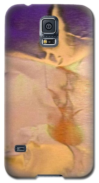 Abstract 4367 Galaxy S5 Case by Stephanie Moore