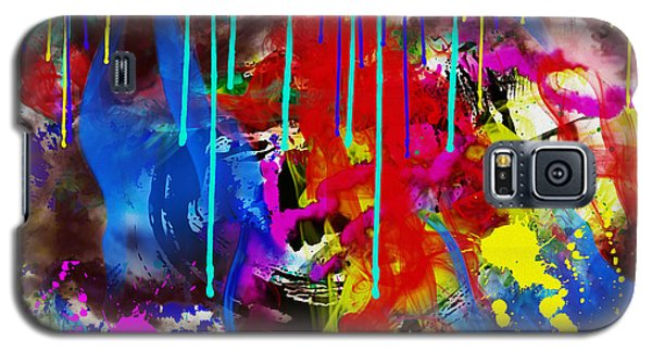 Abstract 6832 Galaxy S5 Case
