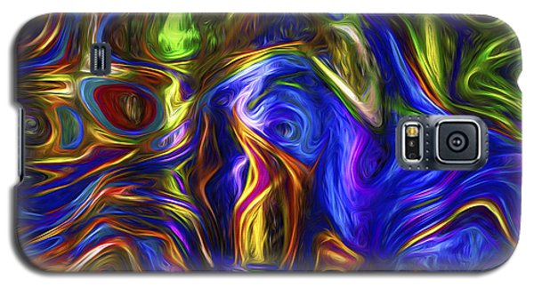 Abstract Series A3 Galaxy S5 Case