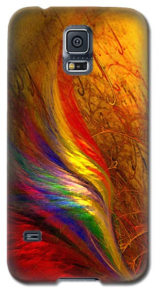 Abstract Art Print Sayings Galaxy S5 Case