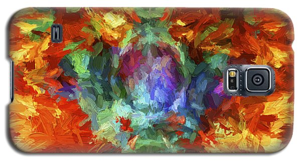 Abstract Series B5 Galaxy S5 Case