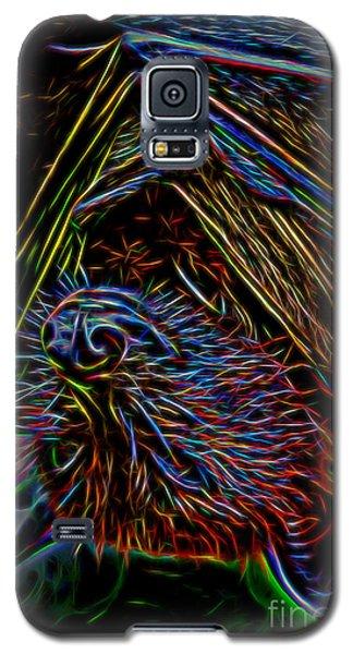 Abstract Bat Galaxy S5 Case