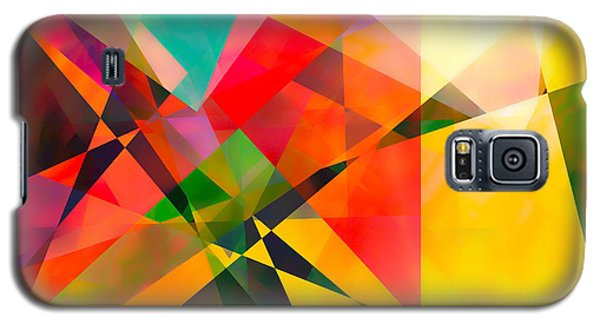 Abstract Galaxy S5 Case by Bruce Rolff