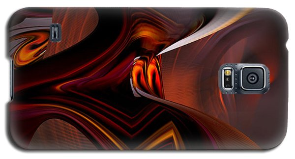 Abstract - Dark Passages Galaxy S5 Case
