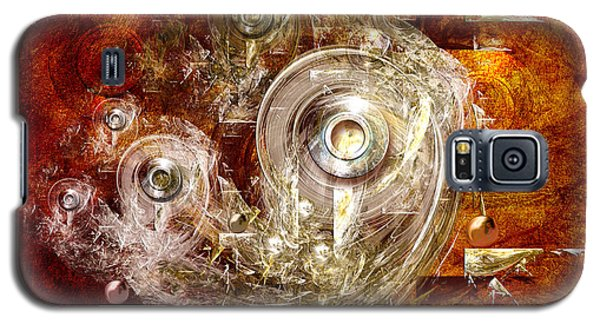 Abstract Discs Galaxy S5 Case by Alexa Szlavics
