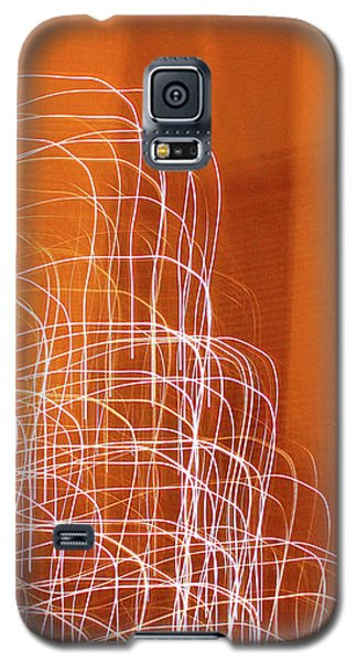 Abstract Energy Galaxy S5 Case