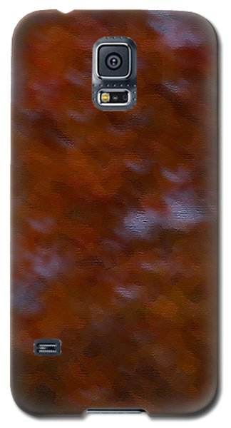Abstract Fall Colors Galaxy S5 Case by Haren Images- Kriss Haren