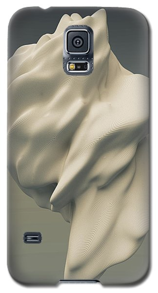 Abstract Form 051114 Galaxy S5 Case