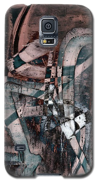 Abstract Graffiti 1 Galaxy S5 Case