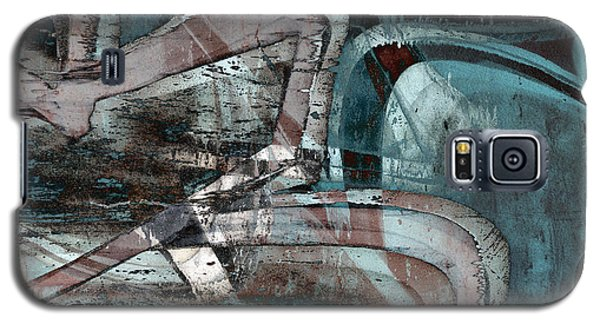 Abstract Graffiti 9 Galaxy S5 Case
