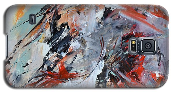 Abstract Horse 1 Galaxy S5 Case