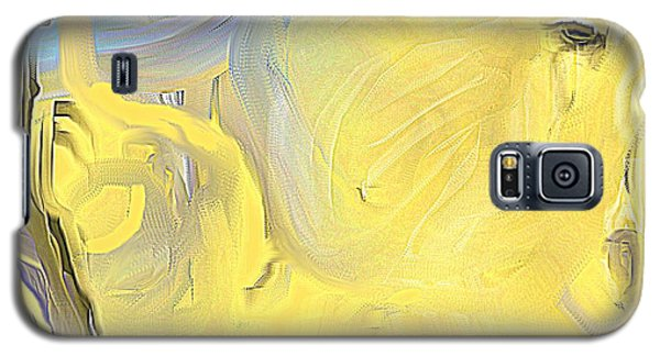 Abstract Horse Galaxy S5 Case by Jessica Wright
