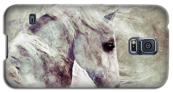 Abstract Horse Portrait Galaxy S5 Case