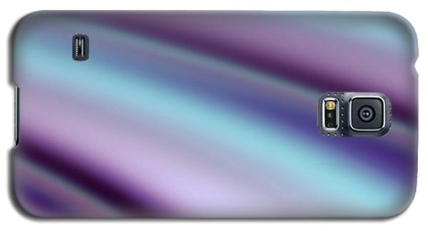 Abstract Hues Galaxy S5 Case by Liz  Alderdice