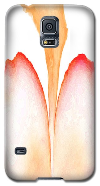 Abstract In Bloom 2 Galaxy S5 Case