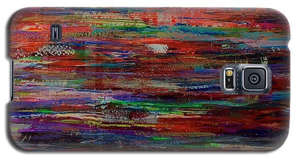 Abstract In Reflection Galaxy S5 Case