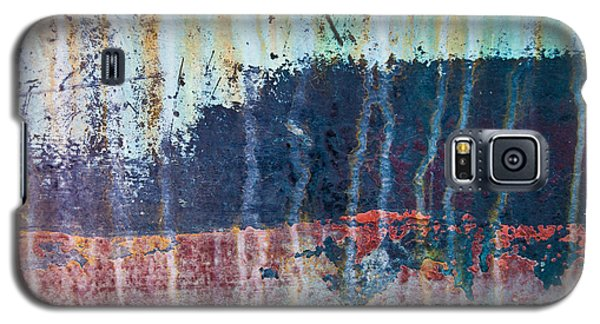 Abstract Landscape Galaxy S5 Case by Jani Freimann