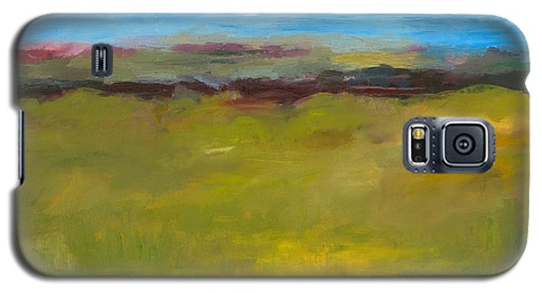 Abstract Landscape - The Highway Series Galaxy S5 Case