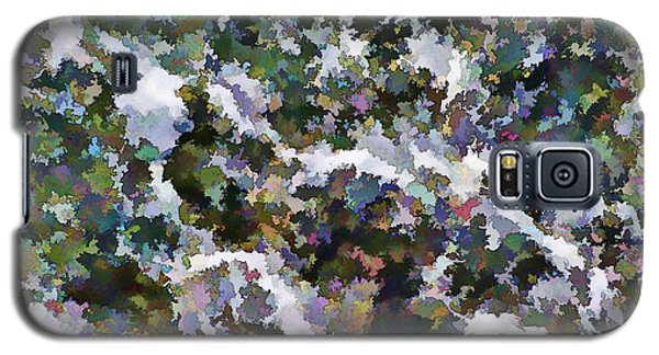 Abstract Galaxy S5 Case by Ludwig Keck