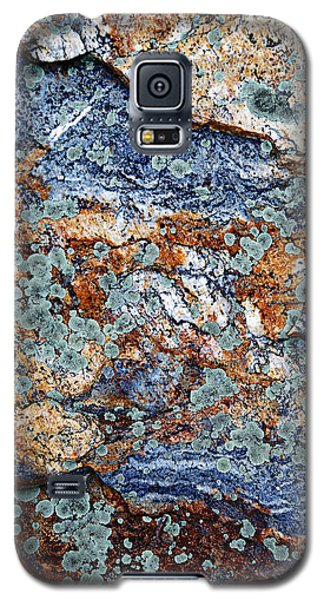 Abstract Nature Galaxy S5 Case