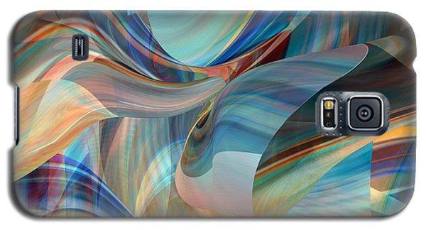 Pastel Soft - 002 Galaxy S5 Case by rd Erickson