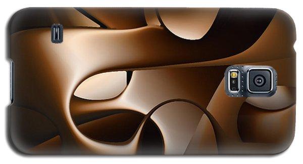 Chocolate - 005 Galaxy S5 Case by rd Erickson