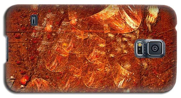 Abstract Power Galaxy S5 Case by Alexa Szlavics