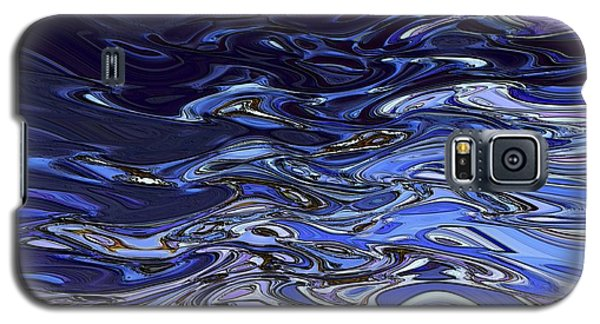 Abstract Reflections - Digital Art #2 Galaxy S5 Case by Robyn King