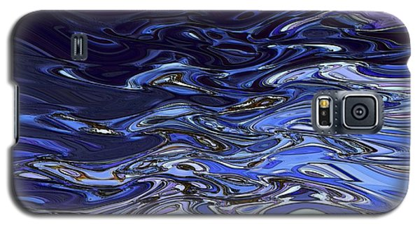 Abstract Reflections - Digital Art #2 Galaxy S5 Case