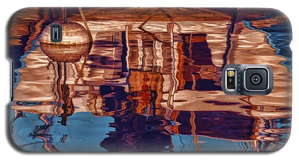 Abstract Reflections Galaxy S5 Case by Muhie Kanawati