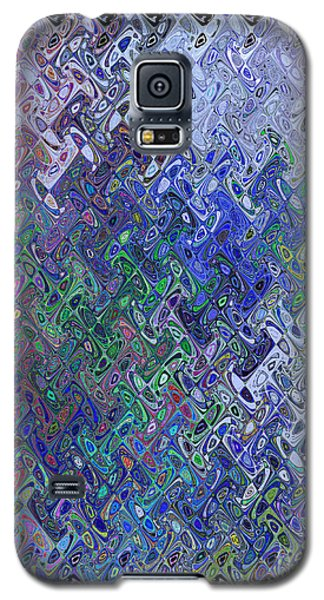 Abstract Reflections Galaxy S5 Case