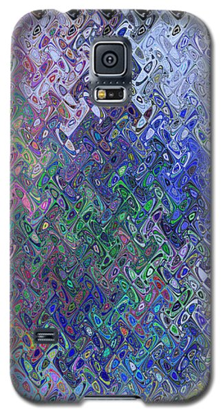 Abstract Reflections Galaxy S5 Case by Robyn King