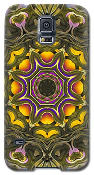 Abstract Rhythm - 38 Galaxy S5 Case