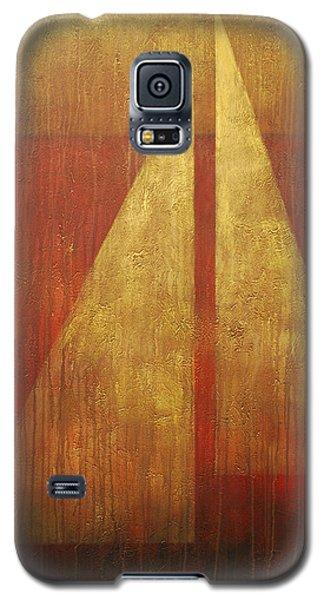 Abstract Sail Galaxy S5 Case