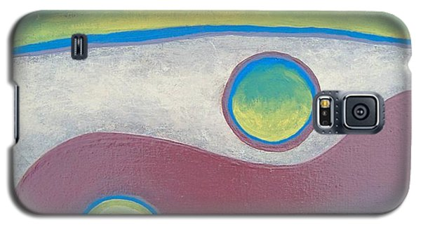 Abstract Galaxy S5 Case by Steve  Hester
