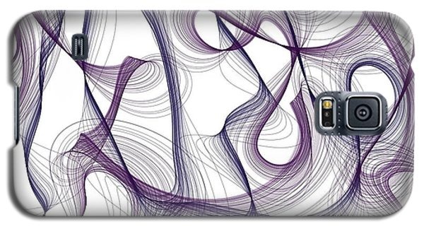Abstract Thoughts Galaxy S5 Case