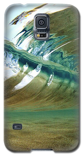 Abstract Underwater 2 Galaxy S5 Case by Vince Cavataio - Printscapes