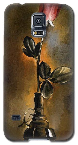 Abstract Vase.  Galaxy S5 Case by Andrzej Szczerski