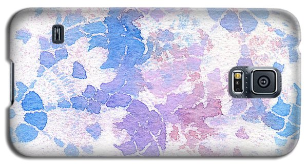 Abstract Vintage Lace Galaxy S5 Case
