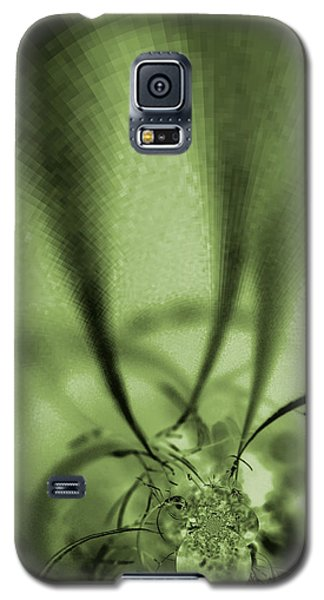 Galaxy S5 Case featuring the photograph Vorticity by Robert Kernodle