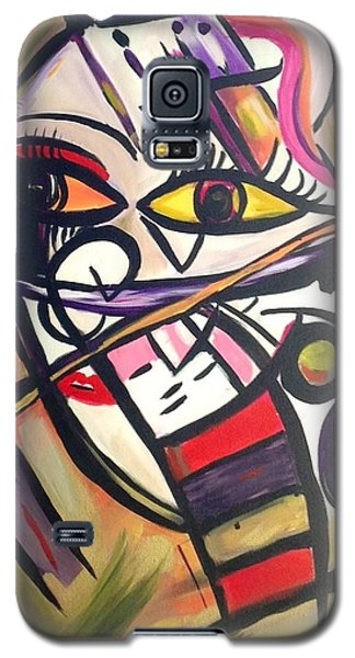 Abstract  Galaxy S5 Case