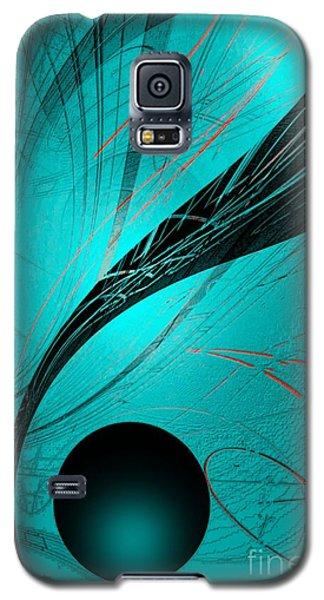 Abstract170-2014 Galaxy S5 Case by John Krakora