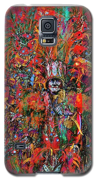 Abstracted Mummer Galaxy S5 Case