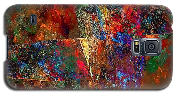 Abstraction 0393 Marucii Galaxy S5 Case