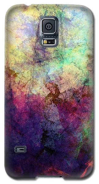 Galaxy S5 Case featuring the digital art Abstraction 042914 by David Lane