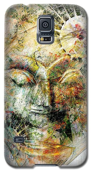 Abstraction 482-10-13 Marucii Galaxy S5 Case