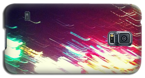 Abstraction Distraction For Mka Galaxy S5 Case
