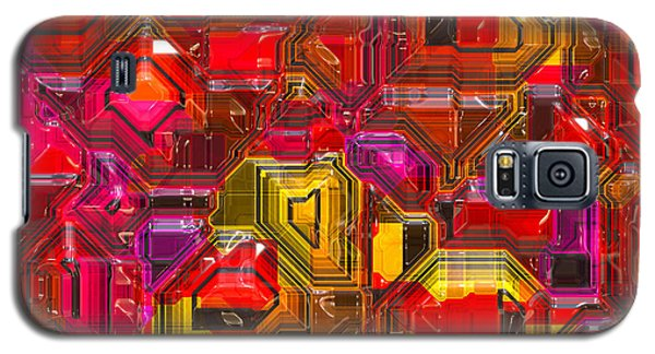Abstractions... Galaxy S5 Case by Tim Fillingim