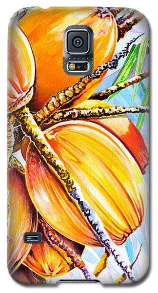 Abundance Galaxy S5 Case by Julie  Hoyle